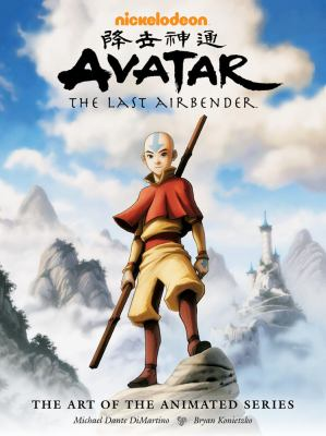 Avatar, the last airbender : the art of the animated series