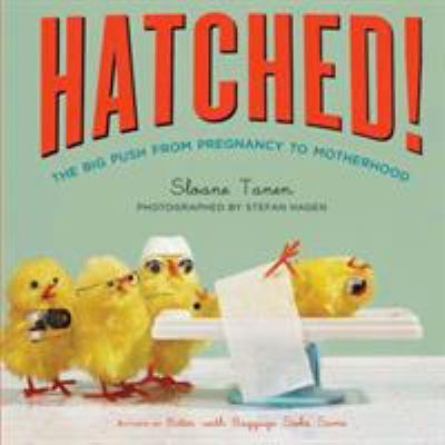 Hatched! : the big push from pregnancy to motherhood