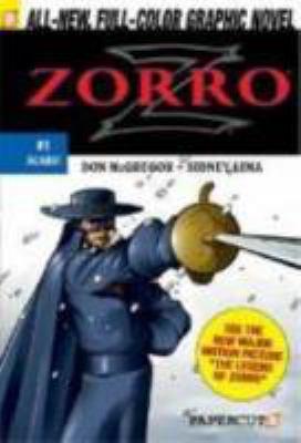 Zorro.  #1,  Scars