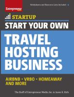 Start your own travel hosting business : Airbnb, VRBO, Homeaway and more