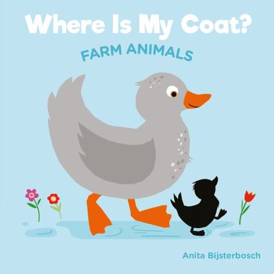 Where is my coat : farm animals