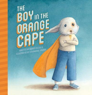 The Boy in the Orange Cape