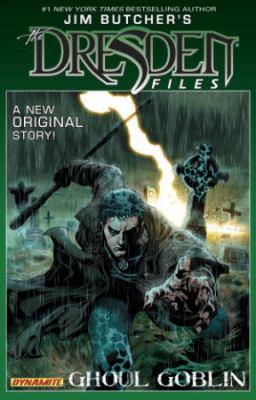 Jim Butcher's Dresden Files. Vol. 01, Ghoul Goblin