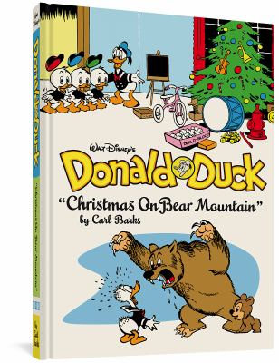 "Walt Disney's Donald Duck. ""Christmas on Bear Mountain"""