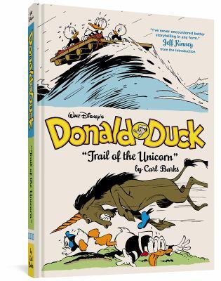 "Walt Disney's Donald Duck. Vol. 08, ""Trail of the unicorn"""
