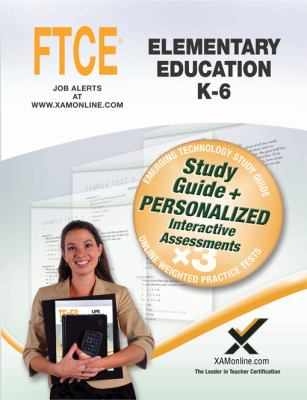 FTCE elementary education K-6