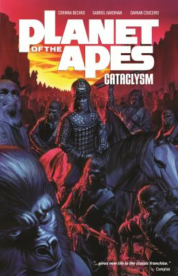Planet of the apes. Cataclysm. Vol. 01