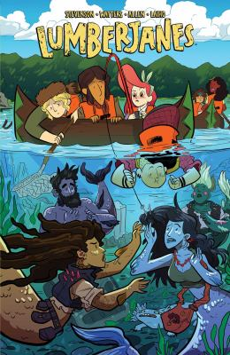 Lumberjanes.   Band together