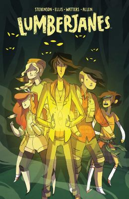 Lumberjanes. Sink or swim