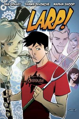 LARP! Book 1, To geek or not to geek