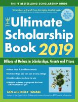 The ultimate scholarship book 2019 : billions of dollars in scholarships, grants and prizes