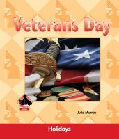 Veterans Day by Murray, Julie,