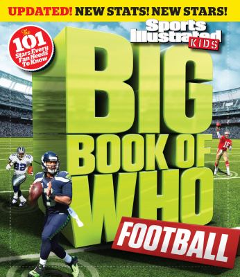 Sports Illustrated Kids big book of who. Football