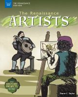 The Renaissance artists : with history projects for kids