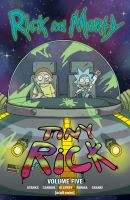 Rick and Morty. Volume five