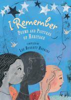 I remember : by Hopkins, Lee Bennett,