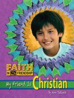 My friend is Christian