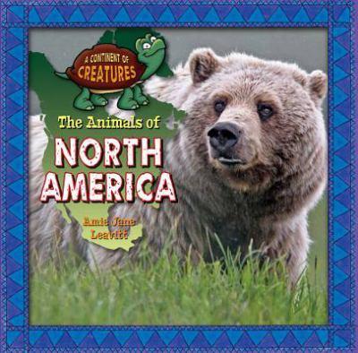 The animals of North America