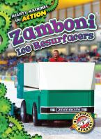 Zamboni ice resurfacers