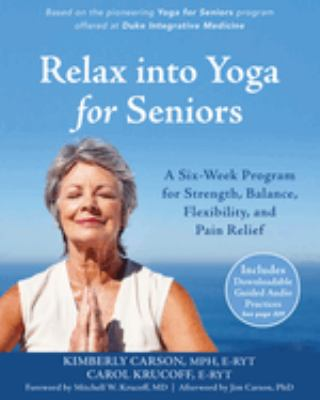 Relax into yoga for seniors :