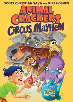 Animal crackers.   Circus mayhem