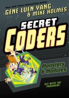 Secret coders : monsters & modules