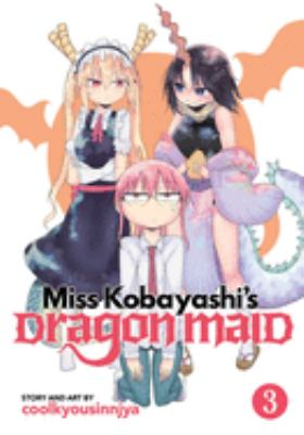 Miss Kobayashi's dragon maid. Vol. 03.