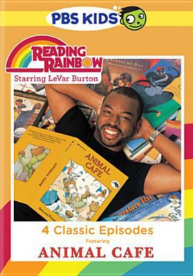 Reading Rainbow : 4 classic episodes featuring Animal cafe.