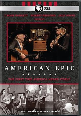 American epic.  Disc 2
