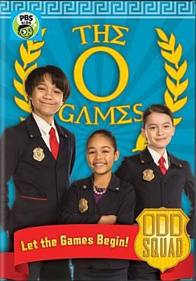 Odd Squad. The O games
