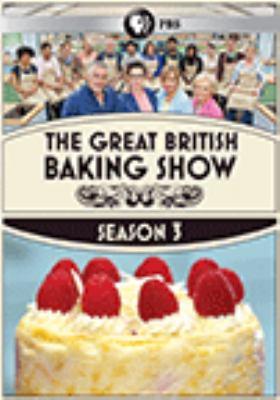 The great British baking show.  Disc 3 Season 3,