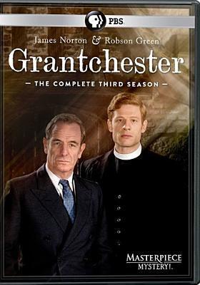 Grantchester.  Disc 3 Season 3,