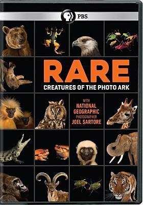 Rare : creatures of the photo ark