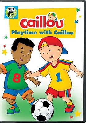 Caillou.   Playtime with Caillou.