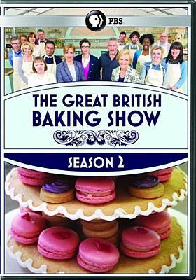 The great British baking show.  Disc 3 Season 2,