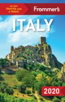 Frommer's 2020 Italy