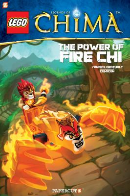 The power of fire chi