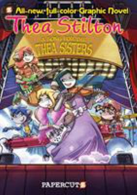 Thea Stilton.  7, A song for the Thea sisters