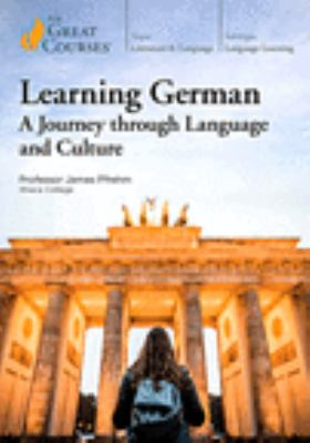 Learning German : a journey through language and culture.
