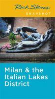 Rick Steves snapshot. Milan & the Italian lakes district