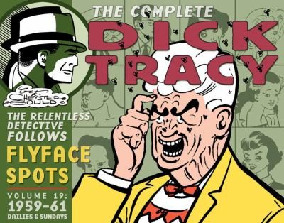 Chester Gould's Dick Tracy. Volume 19, 1959-1961