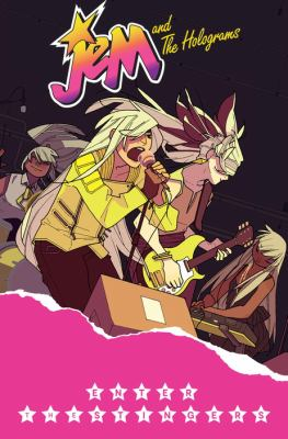 Jem and the Holograms.  4, Enter the Stingers