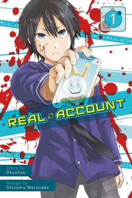Real Account. Vol. 01