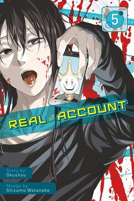 Real account. Vol. 05