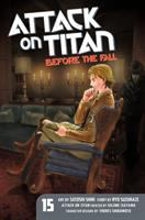 Attack on Titan. Before the fall. 15