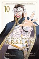 The heroic legend of Arslan. 10