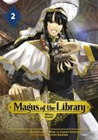 Magus of the library. 2