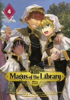 Magus of the Library. 4