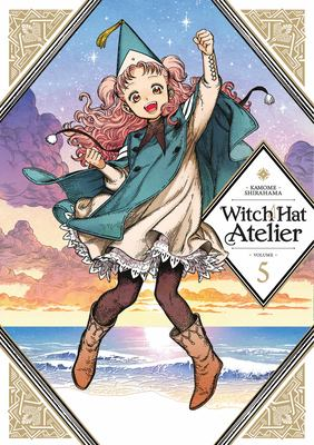 Witch Hat Atelier 5.
