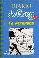 Diario de Greg : la escapada